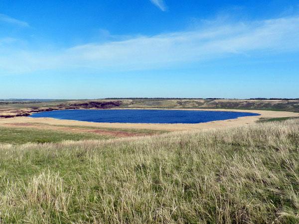 озеро Бабье